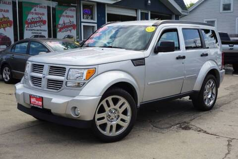 2011 Dodge Nitro for sale at Cass Auto Sales Inc in Joliet IL