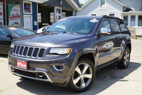 2015 Jeep Grand Cherokee for sale at Cass Auto Sales Inc in Joliet IL