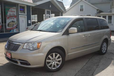 2013 Chrysler Town and Country for sale at Cass Auto Sales Inc in Joliet IL
