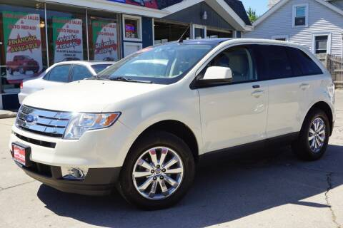 2007 Ford Edge for sale at Cass Auto Sales Inc in Joliet IL