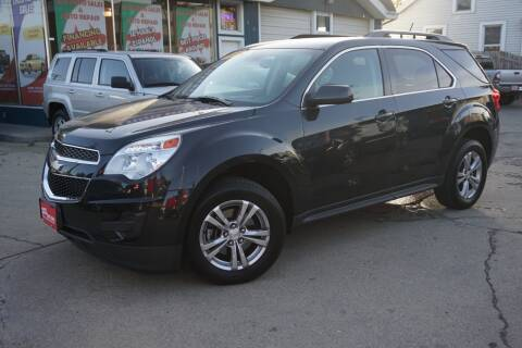 2014 Chevrolet Equinox for sale at Cass Auto Sales Inc in Joliet IL