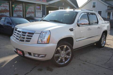 2007 Cadillac Escalade EXT for sale at Cass Auto Sales Inc in Joliet IL