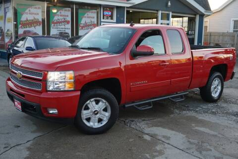 2013 Chevrolet Silverado 1500 for sale at Cass Auto Sales Inc in Joliet IL