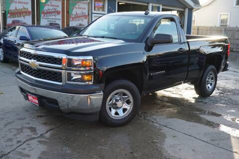 2014 Chevrolet Silverado 1500 for sale at Cass Auto Sales Inc in Joliet IL