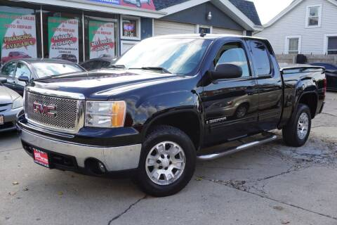 2008 GMC Sierra 1500 for sale at Cass Auto Sales Inc in Joliet IL