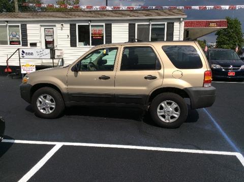 2007 Ford Escape for sale in Mount Carmel IL