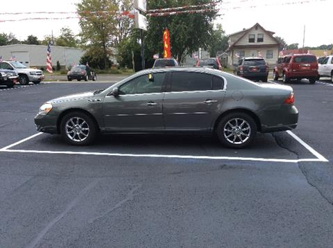 2007 Buick Lucerne for sale in Mount Carmel IL
