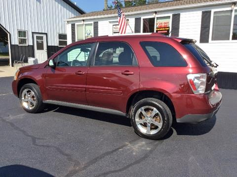 2008 Chevrolet Equinox for sale in Mount Carmel, IL
