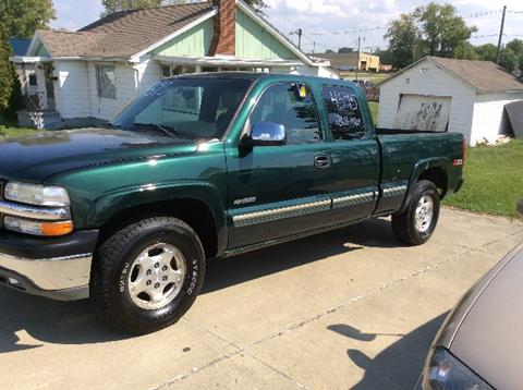 2002 Chevrolet Silverado 1500 for sale in Mount Carmel, IL