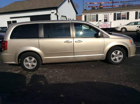 2013 Dodge Grand Caravan for sale at BISHOP MOTORS inc. in Mount Carmel IL