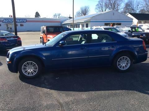 2009 Chrysler 300 for sale at BISHOP MOTORS inc. in Mount Carmel IL