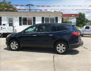 2012 Chevrolet Traverse for sale in Mount Carmel, IL