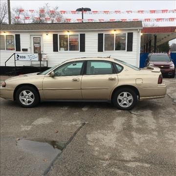 2005 Chevrolet Impala for sale in Mount Carmel, IL