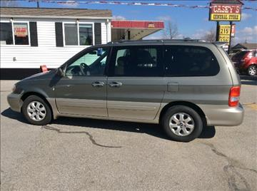 2005 Kia Sedona for sale in Mount Carmel, IL