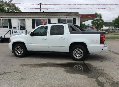 2007 Chevrolet Avalanche for sale in Mount Carmel IL