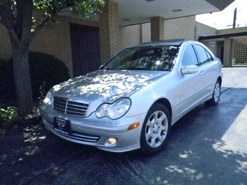 2006 Mercedes Benz C Class C280 Luxury 4MATIC AWD 4dr Sedan   Chicago IL