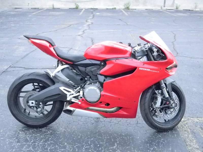 2014 Ducati 899 Panigale  - Chicago IL