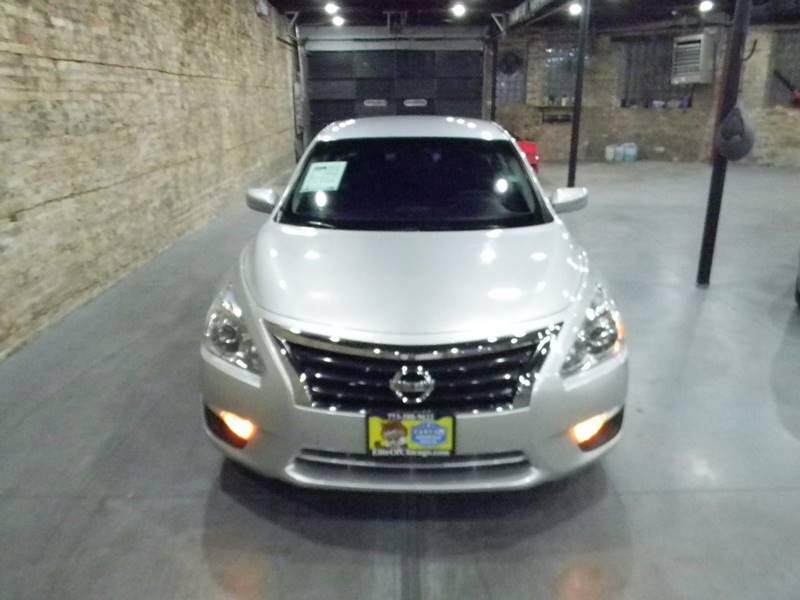 2014 Nissan Altima 2.5 S 4dr Sedan - Chicago IL