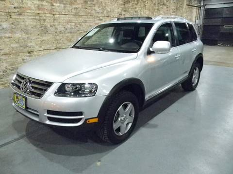 2007 Volkswagen Touareg for sale in Chicago, IL