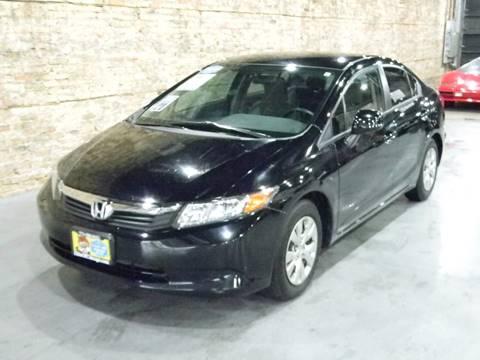 2012 Honda Civic for sale in Chicago, IL