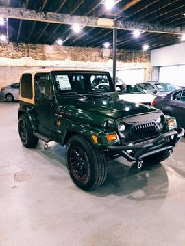 1998 Jeep Wrangler for sale in Chicago, IL