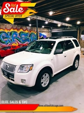 2009 Mercury Mariner for sale in Chicago, IL