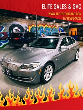 2011 BMW 5 Series for sale in Chicago, IL
