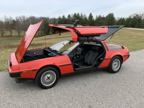 1981 DeLorean DMC-12 for sale in New Salisbury, IN