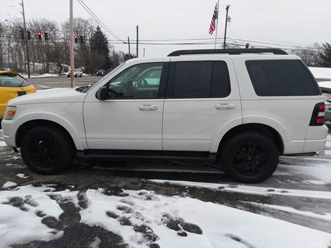 2009 Ford Explorer XLT for sale at VENEZIA AUTO GROUP in East Palestine OH
