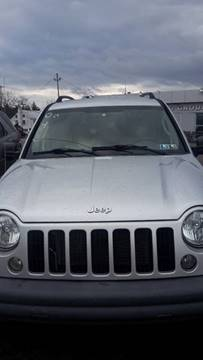 2005 Jeep Liberty for sale in East Palestine, OH