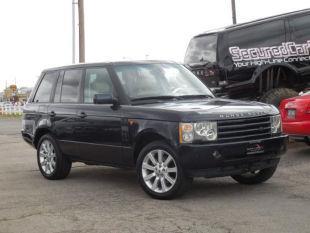 2004 Land Rover Range Rover for sale in Salt Lake City, UT