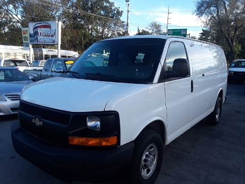 2007 Chevrolet Express Cargo for sale in Madison, TN