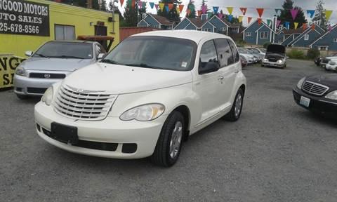 Chrysler Pt Cruiser For Sale In Lynnwood Wa