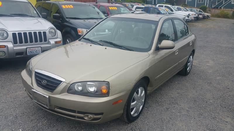 2005 Hyundai Elantra GLS 4dr Sedan   Lynnwood WA