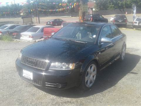2005 Audi S4 For Sale  Carsforsalecom