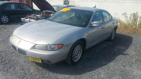 2003 Pontiac Grand Prix for sale in Lynnwood, WA