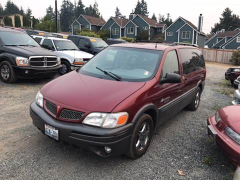 2002 Pontiac Montana for sale in Lynnwood, WA