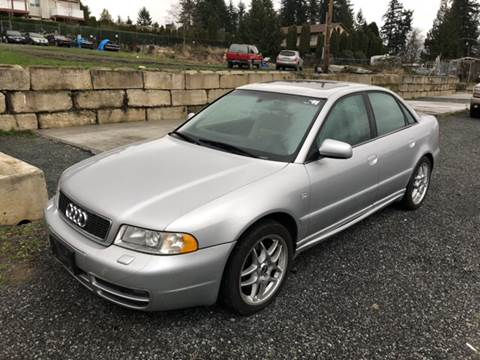 Audi S For Sale In Radford VA Carsforsalecom - 2000 audi s4