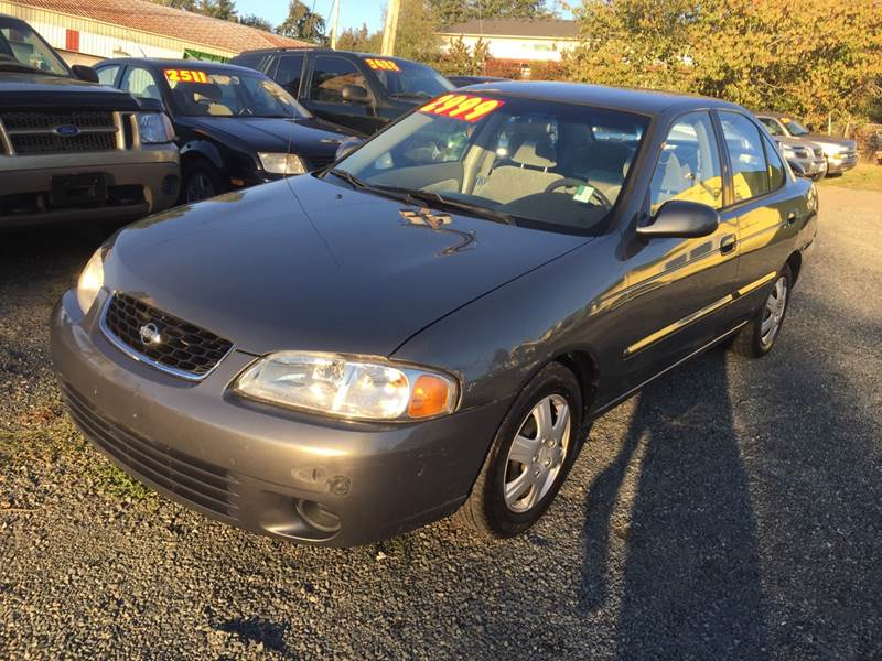 2000 Nissan Sentra GXE 4dr Sedan   Lynnwood WA