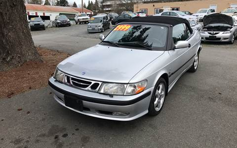2001 Saab 9-3 for sale in Lynnwood, WA
