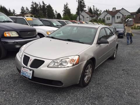 2006 Pontiac G6 for sale in Lynnwood, WA
