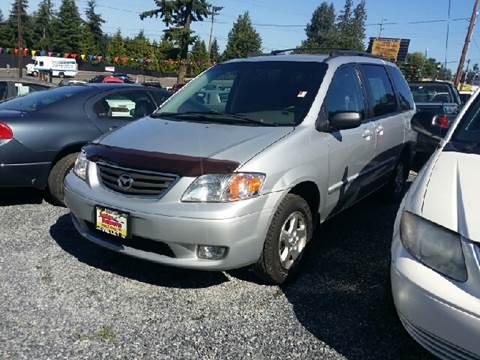 2000 Mazda MPV for sale in Lynnwood, WA
