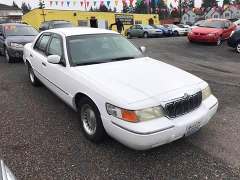 2002 Mercury Grand Marquis for sale in Lynnwood, WA