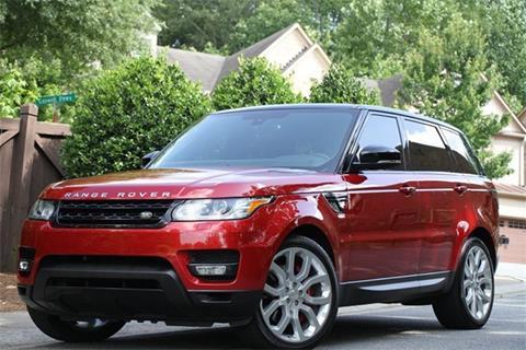 2015 Land Rover Range Rover Sport for sale in Marietta, GA