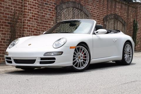 2007 Porsche 911 for sale in Marietta, GA
