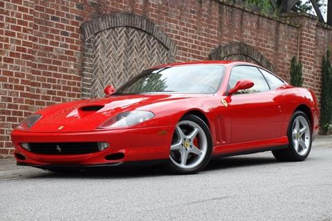 2000 Ferrari 550 for sale in Marietta, GA