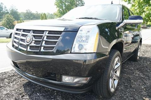 2012 Cadillac Escalade ESV for sale in Marietta, GA