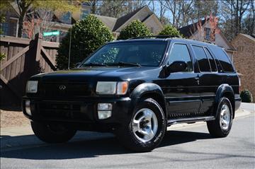 2000 Infiniti QX4 for sale in Marietta, GA