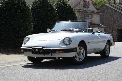 1989 Alfa Romeo Spider for sale in Marietta, GA