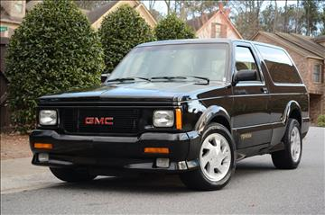 1993 GMC Typhoon for sale in Marietta, GA
